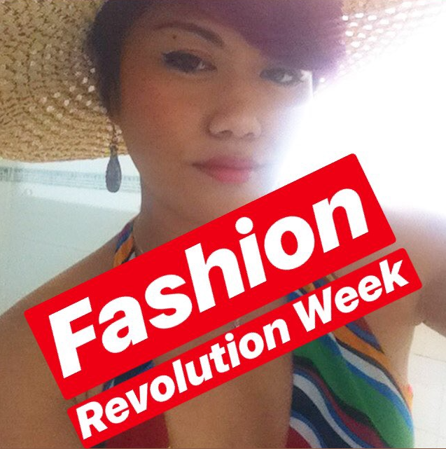 Fashion Revolution Najah Onn